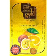 Табак AL-WAHA Gold Tropical Itch 50 грамм