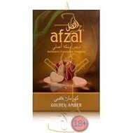 ТАБАК ДЛЯ КАЛЬЯНА AFZAL GOLDEN AMBER 50 ГР