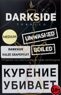 Табак для кальяна Dark Side Medium со вкусом Kalee Grapefruit, 100 гр.