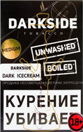 Табак для кальяна Dark Side Medium со вкусом Dark Icecream, 250 гр.