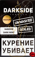 Табак для кальяна Dark Side Medium со вкусом Dark Mint, 250 гр.