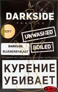 Табак для кальяна Dark Side Soft со вкусом Blueberry Blast, 250 гр