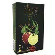 Табак SULTAN 2 Apples 50 gr.