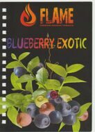 Табак для кальяна Flame (Blueberry Exotic) 100 гр