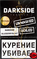Табак для кальяна Dark Side Medium со вкусом Blueberry Blast, 250 гр.