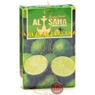Табак Al Saha - Green Lemon (Лайм, 50 грамм)