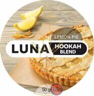 Табак для кальяна Luna  LEMON PIE  50 гр