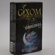 Табак для кальяна Gixom After Midnight 50gr
