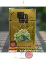 Табак AL-WAHA Gold Grape and Mint (Виноград и мята) 50 грамм