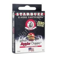 Картриджи Starbuzz Apple Doppio