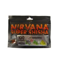 Nirvana Super Shisha - Schnozberries (Щноззберри) 100 гр